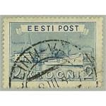 Estland 137 stämplat