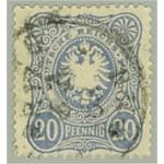 Tyska Riket 42bD stämplat