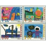 Färöarna 374-377 **
