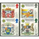 Storbritannien 1113-1116 **