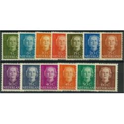 Nederländerna 525-539 *