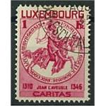 Luxemburg 262 stämplat