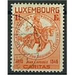 Luxemburg 263 stämplat