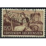 Liechtenstein 168 stämplat