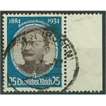 Tyska Riket 543 stämplat