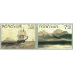 Färöarna 596-597 **