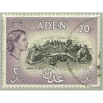 Aden 74 stämplat