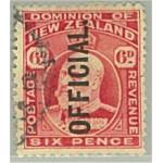 Nya Zeeland D17 stämplat
