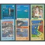 Guernsey 966-971 **