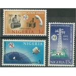 Nigeria 166-168 **