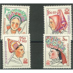 Tjeckoslovakien 2387-2390 **