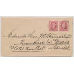 Sverige 2x45 till Schweiz 1888