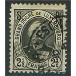 Luxemburg D55 stämplat