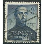 Spanien 1010 stämplat