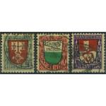 Schweiz 149-151 stämplade