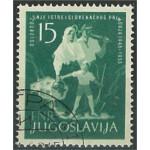 Jugoslavien 733 stämplat