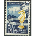 Jugoslavien 620 stämplat