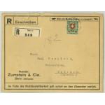 Schweiz 194 på brev