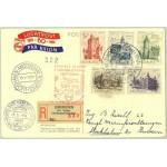 Nederländerna 570-574 FDC-kort