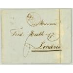 Belgien förfil till London 1850