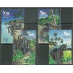 Niue 962-965 **