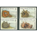 British Antarctic Territory 152-155 **