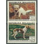 Madagaskar 726-727 **