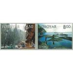 Färöarna 499-500 **
