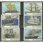 Nya Zeeland 1105-1110 **