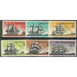 Nya Zeeland 651-656 **