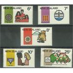 Nya Zeeland 676-680 **