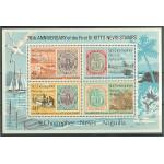 St. Christopher Nevis Anguilla block 1 **