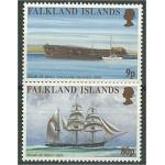 Falklandsöarna 763 + 766 **