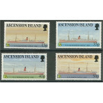 Ascension Island 781-784 **