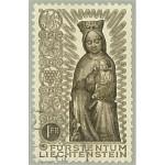 Liechtenstein 331 stämplat