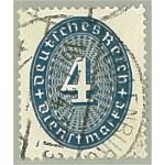 Tyska Riket D130 stämplat
