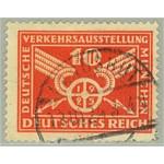 Tyska Riket 371Y stämplat