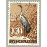 Jugoslavien 850 stämplat