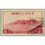 Japan 220 stämplat