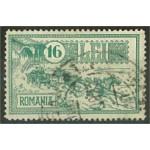 Rumänien 457 stämplat