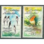 Liechtenstein 893-894 **