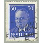 Estland 147 stämplat