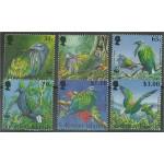Solomon Islands 835-840 **