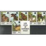 Solomon Islands 460-465 **
