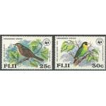 Fiji 389-390 **