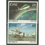 Irland 594-595 **
