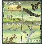 Tonga 981-984 **