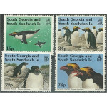 South Georgia 215-218 **