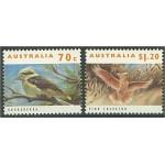 Australien 1365a + 1367a **