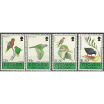 Pitcairn Islands 367-370 **